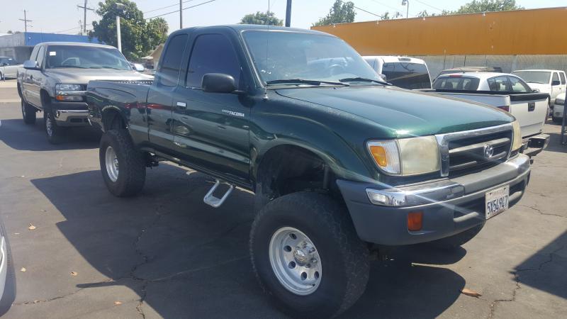 1999 Toyota Tacoma XTRACAB - Fresno CA