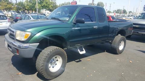 1999 Toyota Tacoma for sale in Fresno, CA