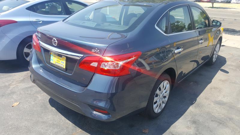 2017 Nissan Sentra S 4dr Sedan 6M - Fresno CA
