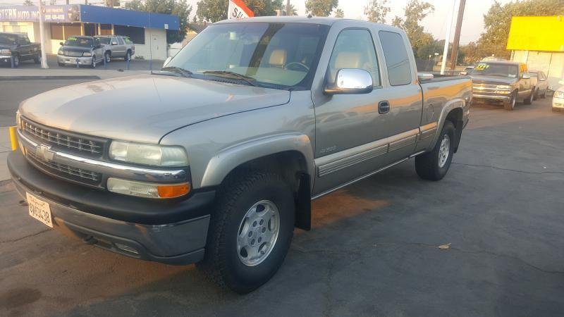 2002 Chevrolet Silverado 1500  - Fresno CA
