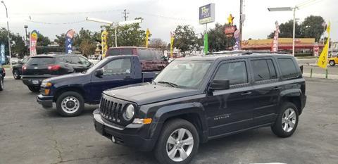 2014 Jeep Patriot for sale in Fresno, CA