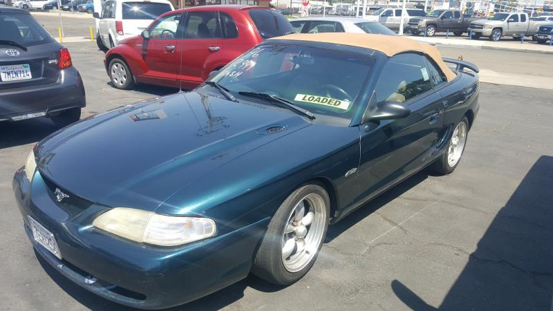 1996 Ford Mustang GT 2dr Convertible - Fresno CA