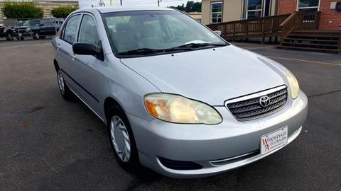 2005 Toyota Corolla for sale in Boise, ID
