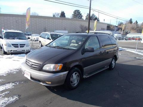 2002 Toyota Sienna for sale in Boise, ID
