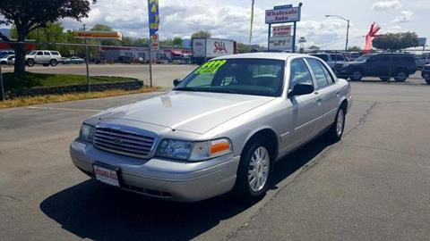 2005 Ford Crown Victoria for sale in Boise, ID