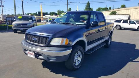 2001 Ford F-150 for sale in Boise, ID