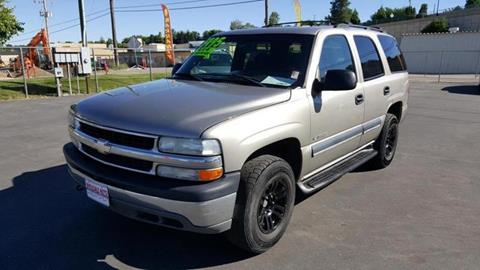 2002 Chevrolet Tahoe for sale in Boise, ID