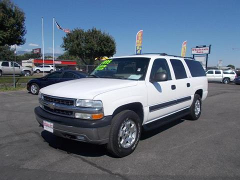 2001 Chevrolet Suburban for sale in Boise, ID