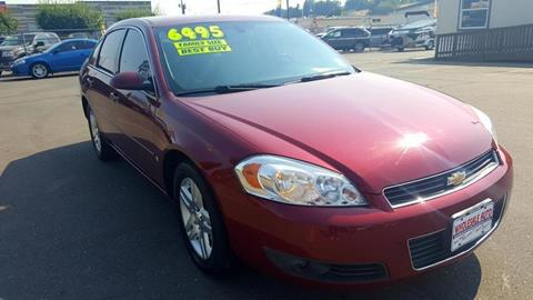 2008 Chevrolet Impala for sale in Boise, ID