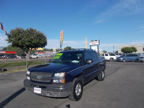 2005 Chevrolet Avalanche for sale in Boise, ID