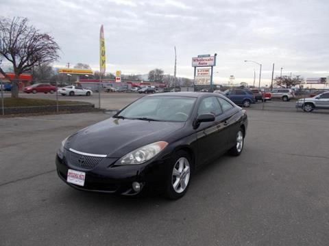 2004 Toyota Camry Solara for sale in Boise, ID