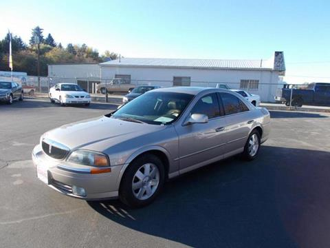 2002 Lincoln LS for sale in Boise, ID