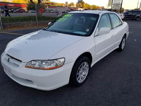 2000 Honda Accord for sale in Boise, ID