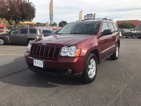 2008 Jeep Grand Cherokee for sale in Boise, ID