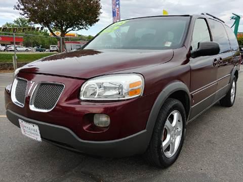 2006 Pontiac Montana SV6 for sale in Boise, ID