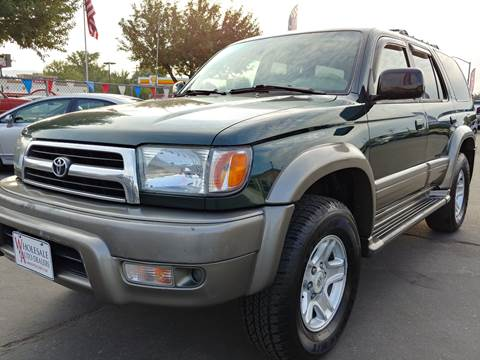 1999 Toyota 4Runner For Sale In Boise, ID