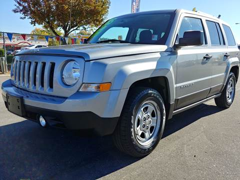 2014 Jeep Patriot for sale in Boise, ID