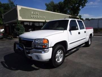 2006 GMC Sierra 1500 for sale in Louisville, TN