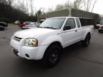 2004 Nissan Frontier for sale in Louisville, TN