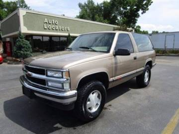 1994 Chevrolet Blazer For Sale Carsforsale Com