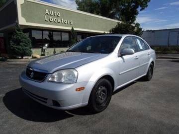 2007 Suzuki Forenza for sale in Louisville, TN