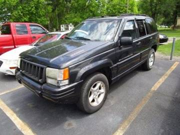 1998 Jeep Grand Cherokee for sale in Louisville, TN