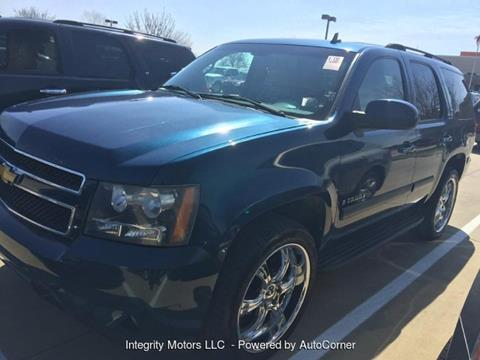 2007 Chevrolet Tahoe For Sale In Garland TX
