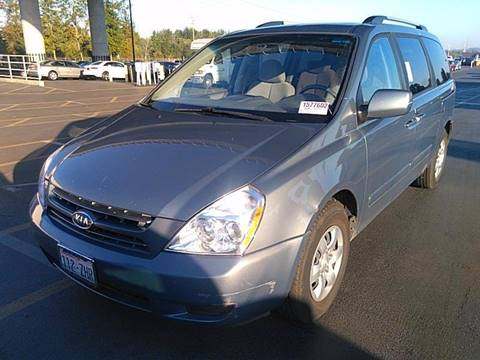 2009 Kia Sedona for sale in Tacoma, WA