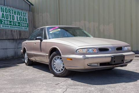 1998 Oldsmobile Eighty-Eight for sale in Tacoma, WA