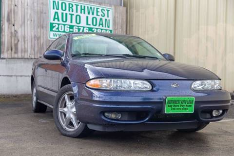 2001 Oldsmobile Alero For Sale In Bealeton Va Carsforsale