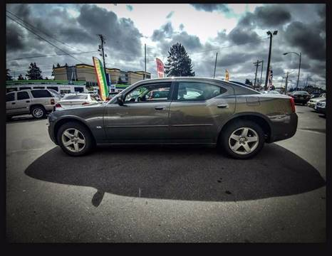 2010 Dodge Charger for sale in Tacoma, WA