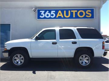 2005 Chevrolet Tahoe for sale in Fresno, CA