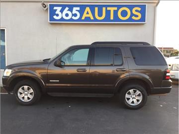 2008 Ford Explorer For Sale Carsforsale Com