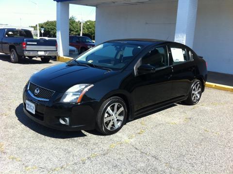 2012 Nissan Sentra for sale in Hampton, VA