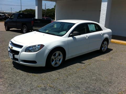 2012 Chevrolet Malibu for sale in Hampton VA