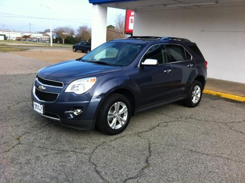2013 Chevrolet Equinox for sale in Hampton VA
