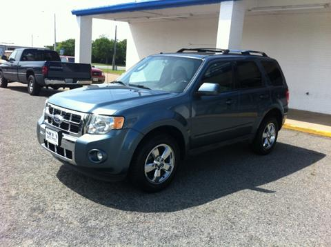 2011 Ford Escape for sale in Hampton VA