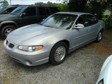 2000 Pontiac Grand Prix for sale in Conway, SC