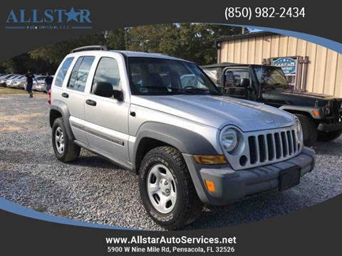 2005 Jeep Liberty for sale in Pensacola, FL