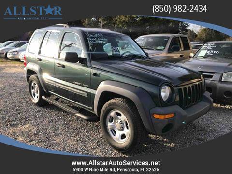 2003 Jeep Liberty for sale in Pensacola, FL