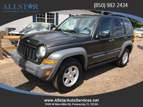 2006 Jeep Liberty for sale in Pensacola, FL