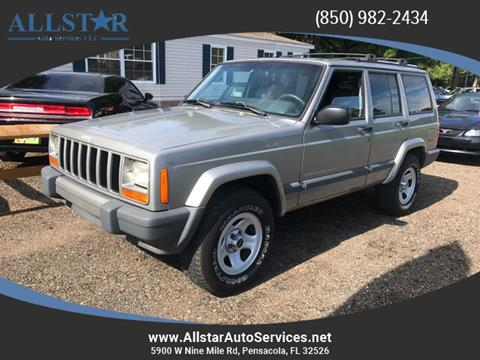 2000 Jeep Cherokee for sale in Pensacola, FL