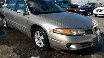 2003 Pontiac Bonneville for sale in Highland Park, MI