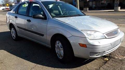 2005 Ford Focus for sale in Highland Park, MI