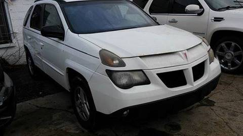 2003 Pontiac Aztek for sale in Highland Park, MI
