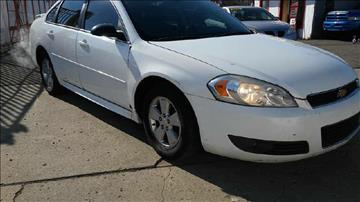 2010 Chevrolet Impala for sale in Highland Park, MI