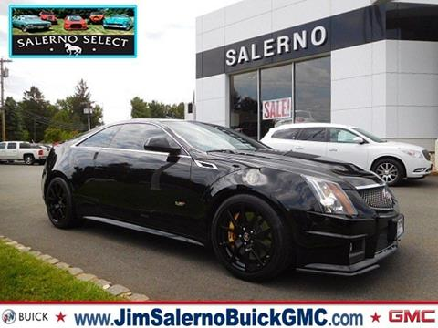 2014 Cadillac CTS-V for sale in Randolph, NJ
