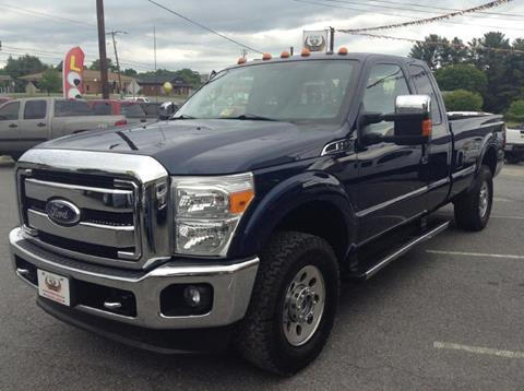 2011 Ford F-250 Super Duty for sale in Lynchburg, VA