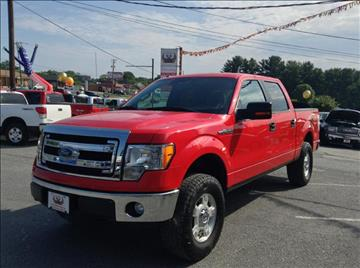 2013 Ford F-150 for sale in Lynchburg, VA