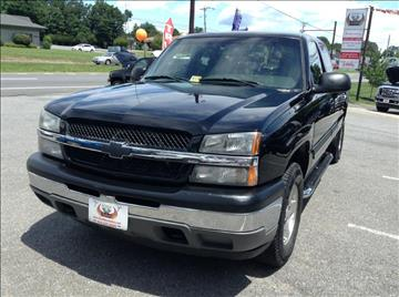 2005 Chevrolet Silverado 1500 for sale in Lynchburg, VA